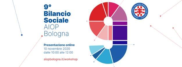 Per la prima volta AIOP Bologna presenta ONLINE il 9° Bilancio Sociale Aggregato