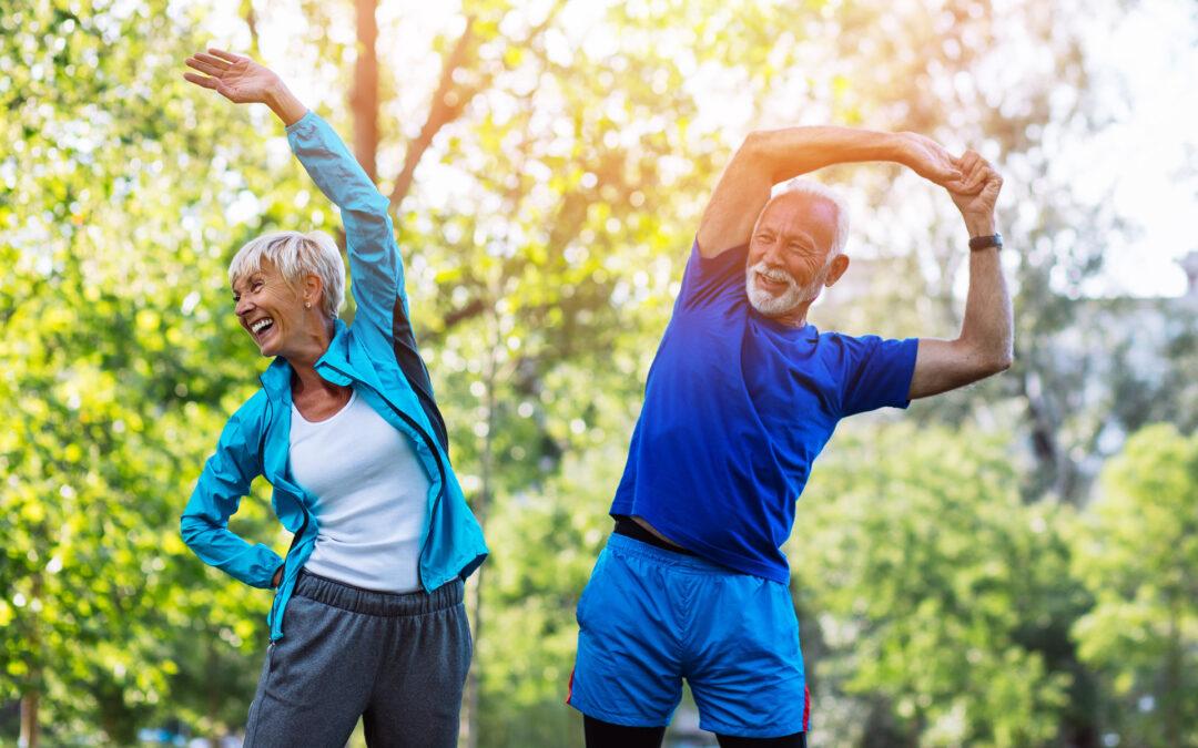 Emergenza anziani, HappyAgeing contro la sedentarietà