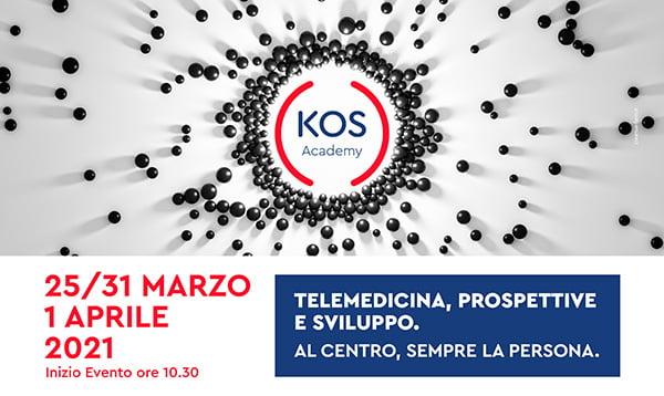 Kos, prospettive e sviluppo della telemedicina