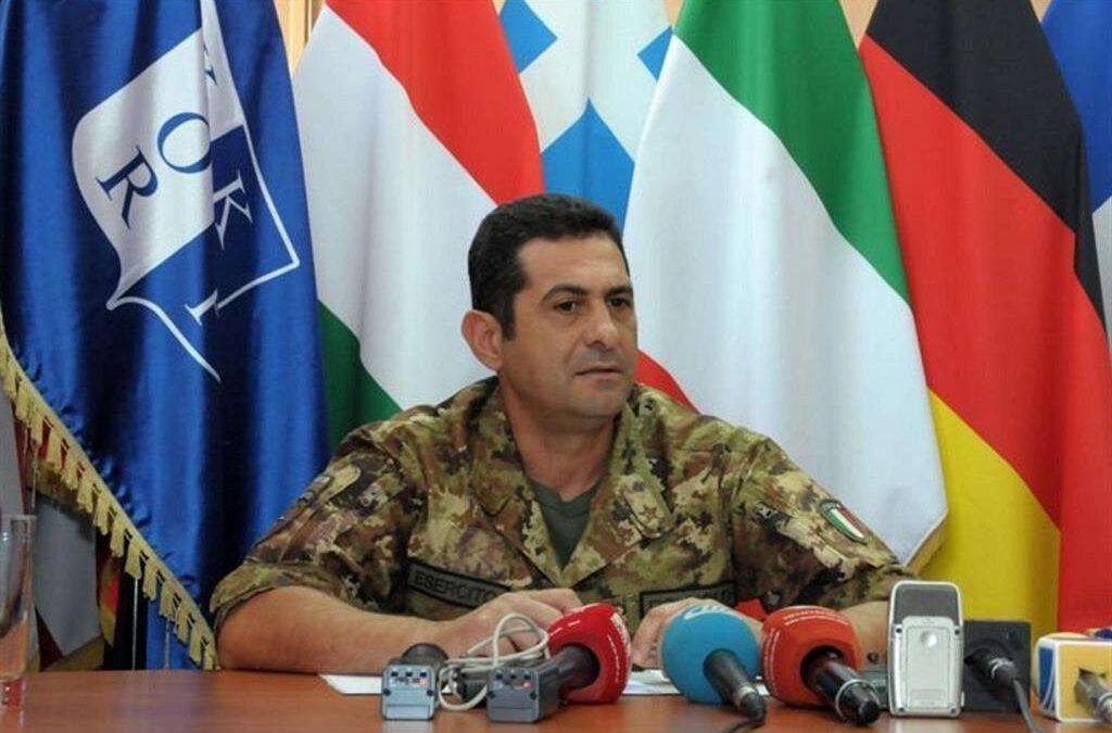 Via Arcuri, nuovo Commissario contro il Covid è il Gen. Francesco Paolo Figliuolo