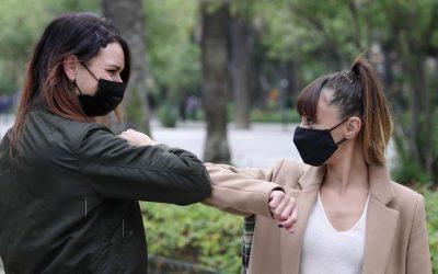 Mascherine, dal 28 giugno stop all'obbligo di indossarle all'aperto